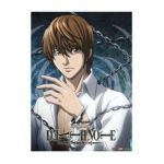GE Animation -  Wall Scroll Death Note Light W Chains Wall Scroll 0699858999859