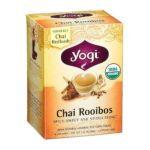 Yogi Tea -  Herbal Tea Chai Rooibos 16 Tea Bags 0703432000302