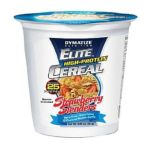 Dymatize -  Elite High-protein Cereal Cup Strawberry Slenders 0705016002214