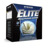 Dymatize -  Elite Whey Protein Isolate Gourmet Vanilla 10 lb 0705016102211