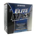 Dymatize -  Elite Mass Double Chocolate 10 lb 0705016338498
