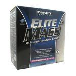 Dymatize -  Elite Mass Strawberries And Cream 10 lb 0705016338559