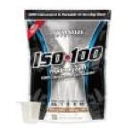 Dymatize -  Iso 100 Whey Protein Isolate Gourmet Chocolate 0.63 lb 0705016351046