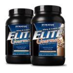 Dymatize -  Elite Gourmet Protein Strawberry And Cream 5 lb 0705016433001