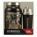 Dymatize -  Elite Fusion-7 Plus Free Shaker Rich Chocolate Shake 2.91 Cable 0705016896127