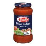 Barilla - Pasta Sauce Tomato & Basil W Olive Oil 0706010112961  / UPC 706010112961