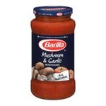 Barilla - Sauce Mushroom And Garlic W Imported Olive Oil 0706010115887  / UPC 706010115887