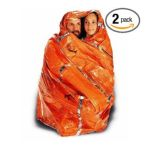 Adventure Medical Kits -  Heatsheets Survival Blanket For Two Person 0707708007019