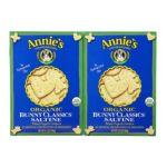 Annie's - Organic Bunny Classic Saltines 0709792119647  / UPC 709792119647