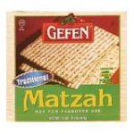 Gefen foods -  Matzah 0710069009004