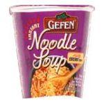 Gefen foods -  Soup Noodle Instant Hearty Chicken Flavor 0710069061316