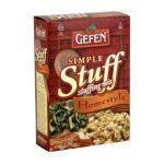 Gefen foods -  Stuffing Mix Homestyle 0710069086104