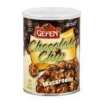 Gefen foods -  Macaroons Chocolate Chip 0710069107014