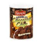 Gefen foods -  Macaroons Double Chocolate Chip 0710069107038