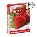 Gefen foods -  Jello Strawberry 0710069302259
