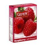 Gefen foods -  Jello Raspberry 0710069302303