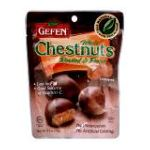 Gefen foods -  Whole Chestnuts Roasted & Peeled 0710069404557