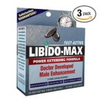 Applied nutrition -  Libido-max For Men Liquid Soft-gels 30 liquid soft-gels 0710363263294