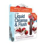 Applied nutrition - 5-day Liquid Cleanse & Flush 10 Liquid-tubes 10 liquid-tubes 0710363573935  / UPC 710363573935