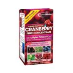 Applied nutrition -  Cranberry Pure Concentrate 40 Liquid Soft-gels 0710363575267