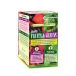 Applied nutrition -  Daily Fruits And Daily Greens Liquid Softgels 56 soft-gels 0710363575809