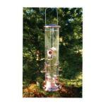 Woodlink brands -  Mega Tube Feeder Brown 19 X 4 Diameter 0715038305316