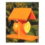Woodlink brands -  Going Green Oriole Fruit Feeder Orange Small 6 pack 0715038312703