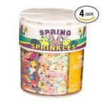 Dean Jacob's -  6 Spring Sprinkles Accents Regular Jars 0715483010254