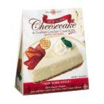 Dean Jacob's -  Cheesecake & Graham Cracker Crust Mix 0715483047007