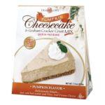 Dean Jacob's -  Cheesecake & Graham Cracker Crust Mix 0715483047137