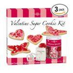 Dean Jacob's -  Valentine Sugar Cookie Kit 0715483858283