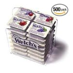Welch's -  Welch's Strawberry Jam Packages 0716037490003