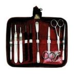 Graham Field -  Deluxe Dissecting Kit Contains 11 Instruments 1 Ea Ghf2885 2885 ea 0717076042512
