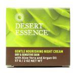 Desert Essence -  Gentle Nourishing Night Cream 0718334322278