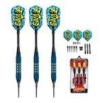 GLD Products -  Viper Comix BAM! 18g Soft Tip Darts 0719265518136