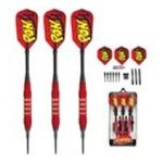 GLD Products -  Viper Comix Pow! 18g Soft Tip Darts 0719265518150