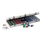 GLD Products -  Fat Cat   Fat Cat Hold'em Dealer Poker Chip Set (500 Chips) 0719265536840