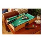 GLD Products -  Mainstreet Classics Table Top Billiards Table 0719265539247