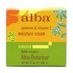 Alba botanica -  Hawaiian Jasmine & Vitamin E Moisture Cream 0724742008147
