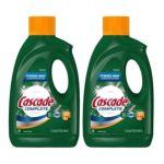 Cascade - Complete Gel Dishwasher Detergent-citrus Breeze Scent 42 in 0729507801841  / UPC 729507801841