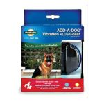 Radio Systems Petsafe - Petsafe Add-a-dog Vibration Plus Collar Black 0729849129146  / UPC 729849129146