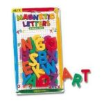 Alex Toys - Magnetic Letters 0731346043108  / UPC 731346043108