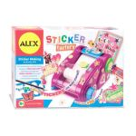Alex Toys - Craft Sticker Factory 0731346044402  / UPC 731346044402