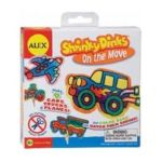 Alex Toys - Shrinky Dinks On The Move 0731346049360  / UPC 731346049360