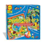 Alex Toys - Little Hands My Sticker Art 0731346052414  / UPC 731346052414
