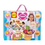 Alex Toys - Sweetheart Cafe Let's Play Restaurant Set 0731346079114  / UPC 731346079114
