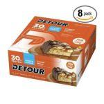 Detour Bar -  Deluxe Whey Protein Energy Bar Caramel Peanut 0733913003218