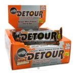 Detour Bar -  Detour Deluxe Whey Protein Energy Bar Lower Sugar 0733913005861