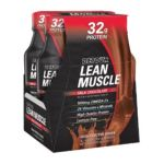 Detour Bar -  Lean Muscle Milk Chocolate Protein Shake 4 Drinks 0733913009371