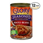 Glory foods -  Pinto Beans 0736393503001